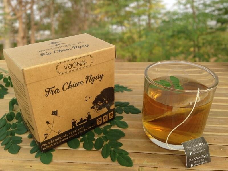 Trà Chùm Ngây Túi Lọc (Hộp 20 Gói) – Moringa Tea